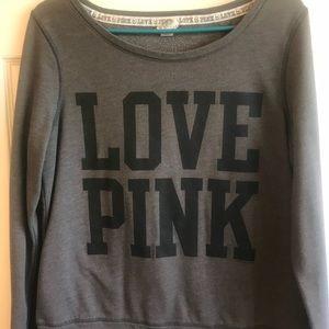 PINK Medium Sweatshirt